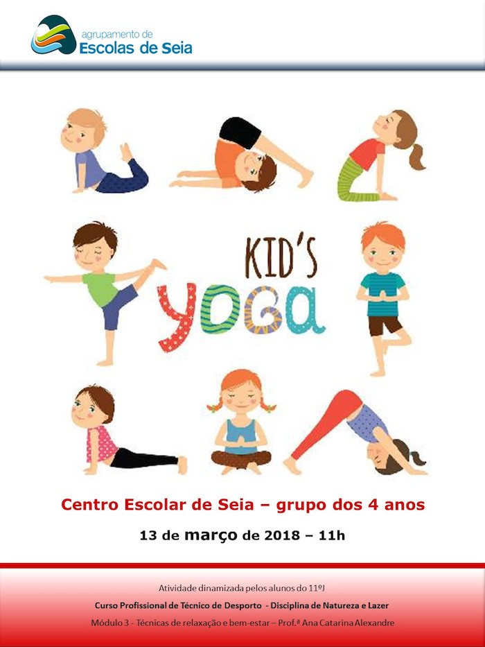 CARTAZ yoga