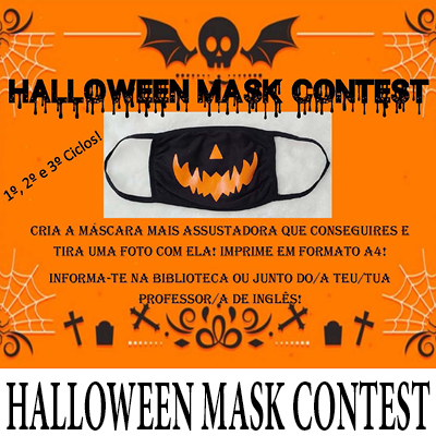 Halloween Mask Contest